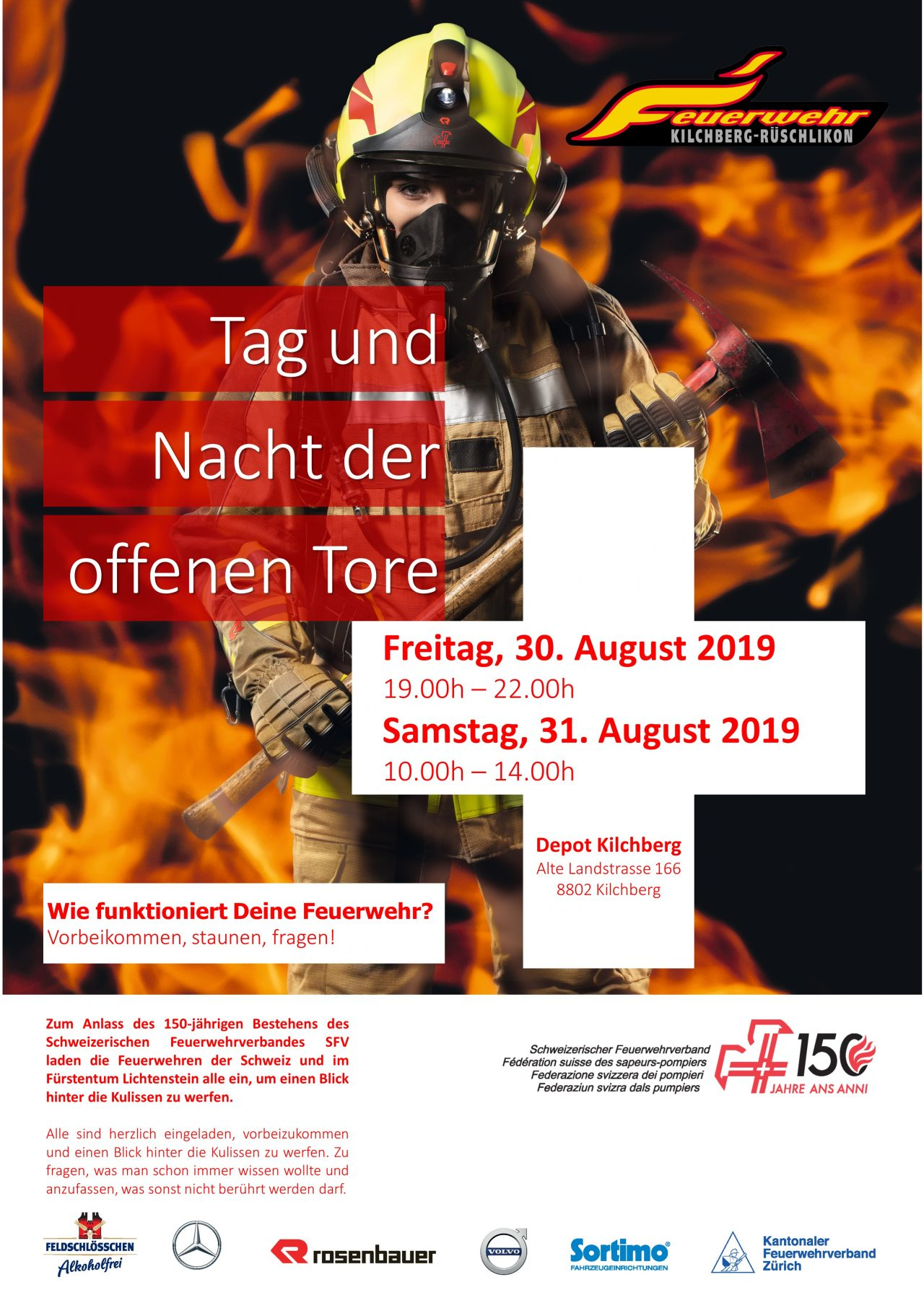Plakat TdoT Kirue 2019